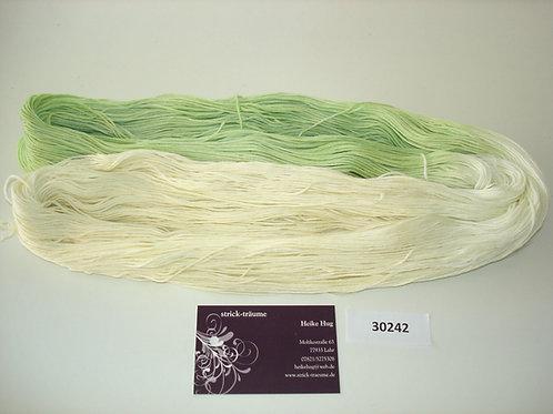 lindgrün/weiß/vanille