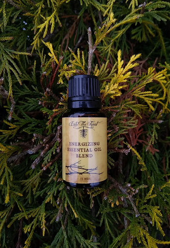 15 ml Energizing Essential Oil Blend