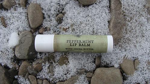 .15 oz Peppermint Lip Balm