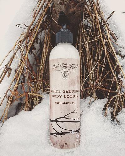 8 oz White Gardenia Body Lotion