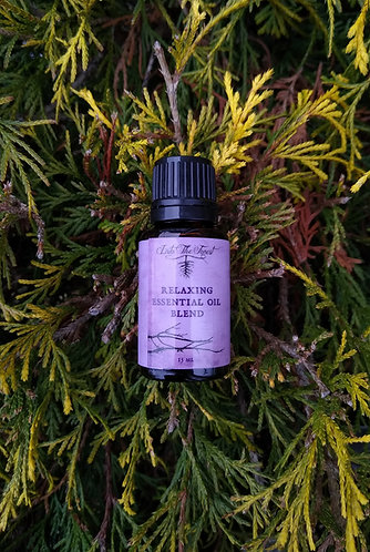 15 ml Relaxing Essential Oil Blend