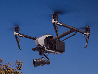 Premier Drone Productions Upgrades to the new Cinematic DJI Inspire 2 Drone