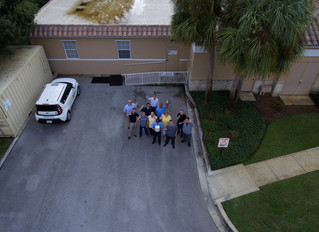 Great Time Teaching Drone Operations to the Gated Communities Security Managers Seminar