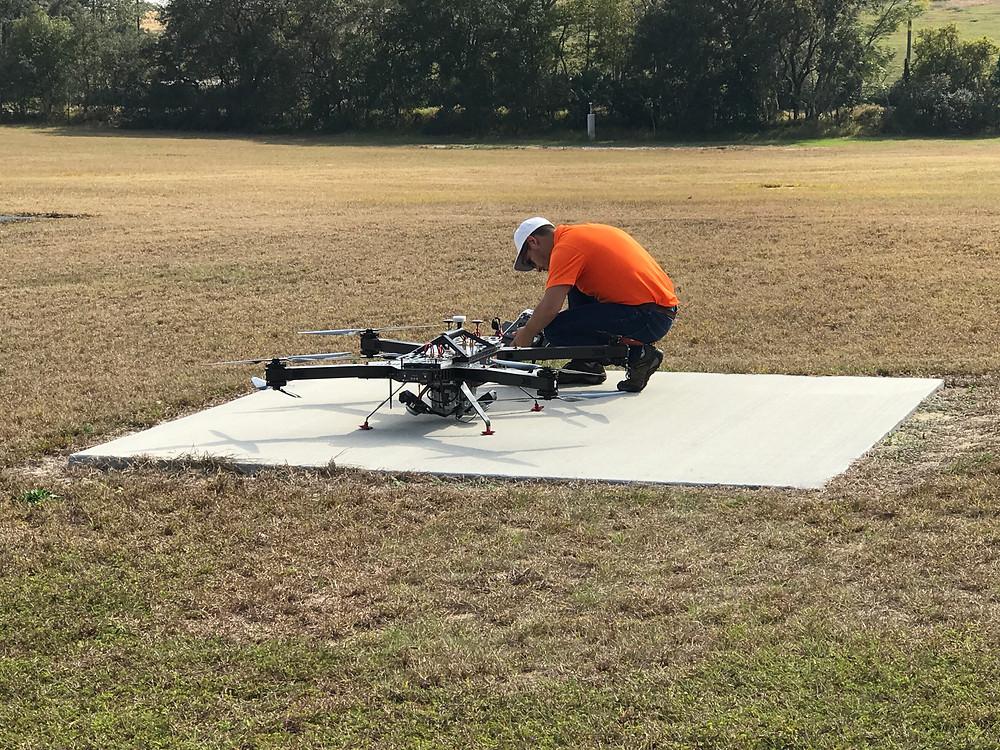 Reigl LIDAR UAV the RiCopter