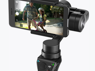 Premier Drone Productions acquires DJI's new Osmo Mobile for ground operations