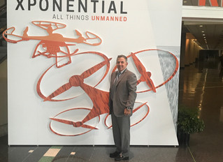 Premier Drone Productions Attends AUVSI Conference Expo 17 in Dallas, Texas