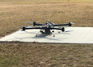 Great Day Flying with Riegl's RiCOPTER with VUX-SYS Ready to Fly Remotely Piloted Airborne Laser