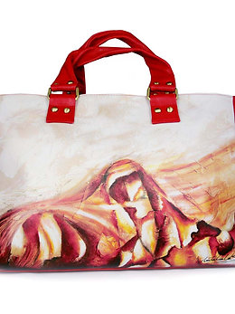 "Bolso Grande ""Silences of the Soul"" iva inc"