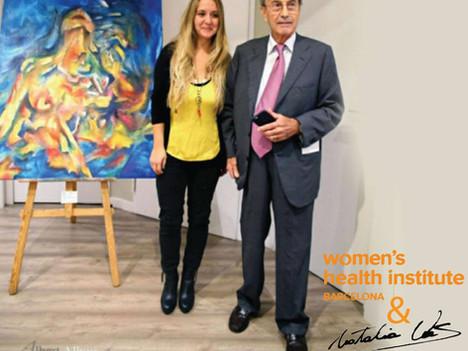 ART VAS, PROYECTO SOLIDARIO, un 20% de las obras vendidas irán a la Fundación SOMDEX Dexeus.