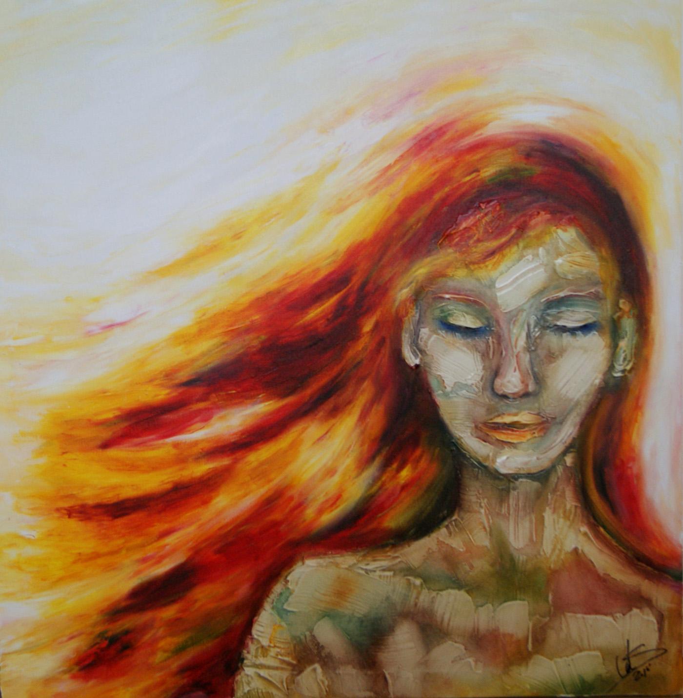 Sentir el fuego