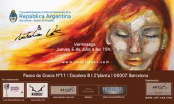 Exposicion de arte en el Consulado A