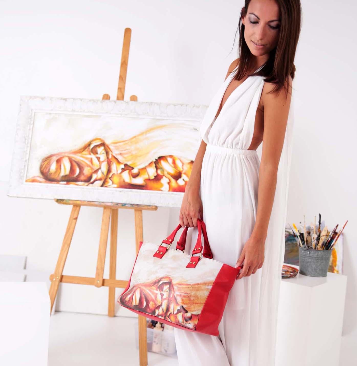 Laila Jiménez by art vas