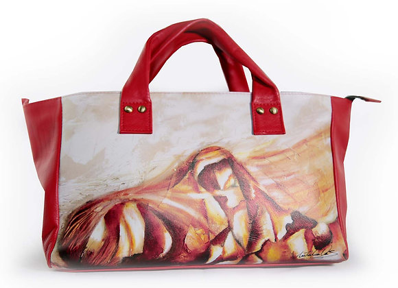 """Bolso Mediano """"Silence of the Soul"""" iva inc"""