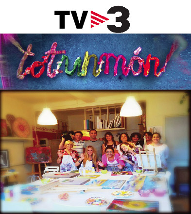 REPORT AND INTERVIEW TV3 CATALUNYA