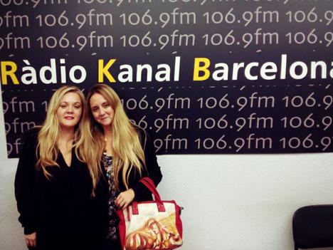 ENTREVISTA EN LA RADIO KANAL BARCELONA