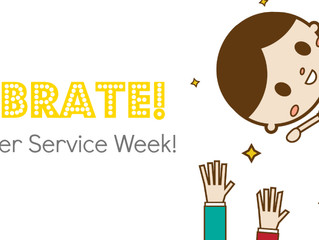 Happy Customer Service Week… But is one week enough?