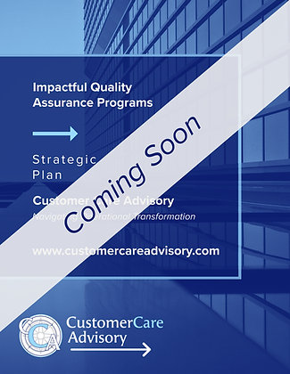 STRATEGIC PRESENTATION: Impactful Quality Assurance Programs