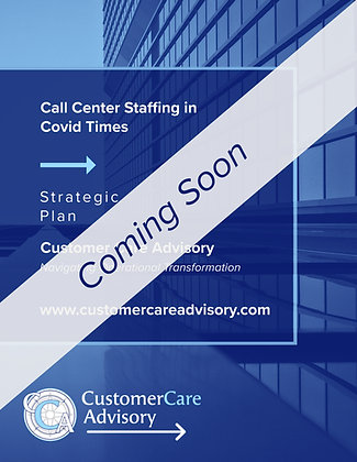 STRATEGIC PRESENTATION: Call Center Staffing in COVID Times