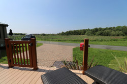 View from Front of Lodge