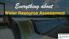 What is Water Resource Assessment (WRA)?