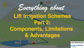 A Closer Look at Lift Irrigation Systems