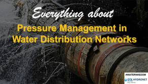 Pressure Management in Water Distribution Networks