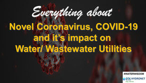 Amidst the ongoing Coronavirus Pandemic, is your drinking water safe?