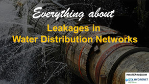 Leakages in Water Distribution Networks