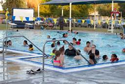 Brawley Swimming Pool