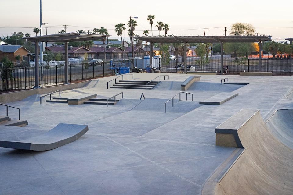 Sidewinder Skate Park