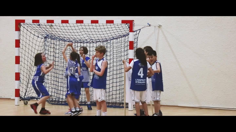 Présentation US Saintes Basketball