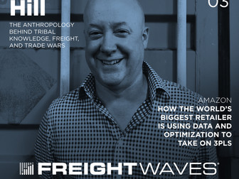 Tribal knowledge vs. concrete data in the freight markets.