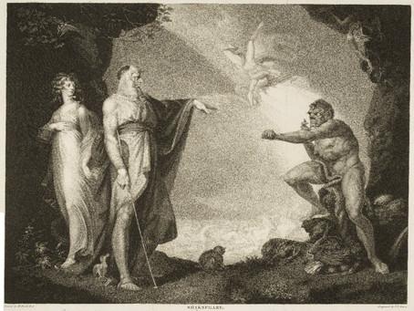 New Folger Blog - Strange Shakespeare