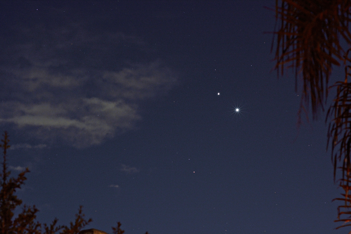 venus and jupiter 2015