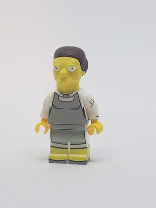 Simpsons Doris Freeman