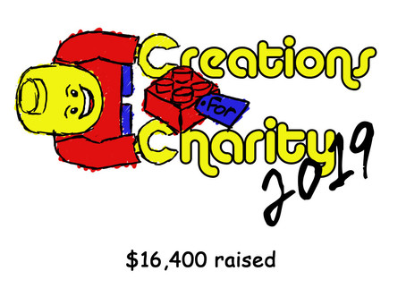 $16,400 raised in the 2019 fundraiser