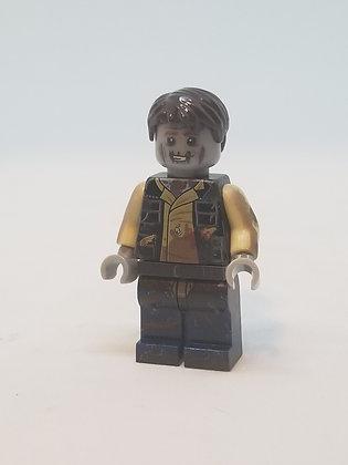 Zombie Han Solo