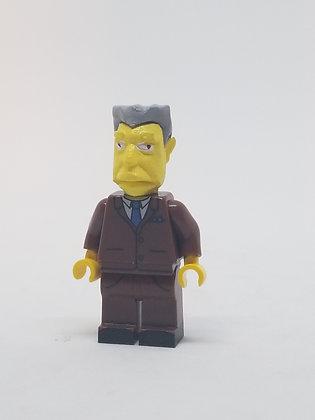 Simpsons Kent Brockman