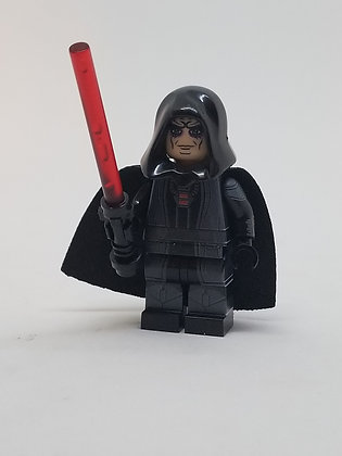 Dark Luke Skywalker