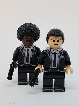 Pulp Fiction Vincent and Jules