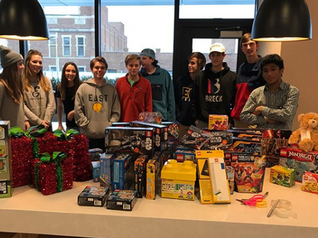 2017 Donation Wrap-up from Grand Rapids, Michigan