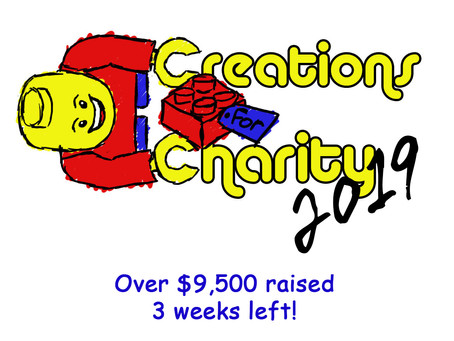 Three Weeks Left in the Fundraiser!