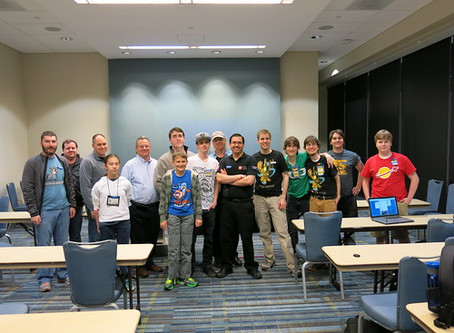 BrickUniverse raises $1,434 for Creations for Charity 2015