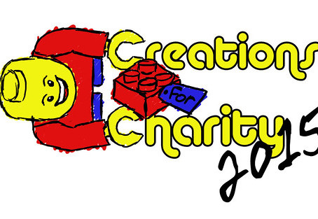 Donations for Creations for Charity 2015 starts today!