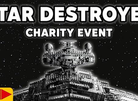 UCS Star Destroyer Raffle