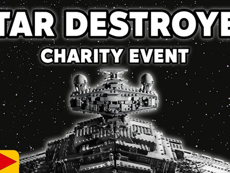 UCS Star Destroyer Raffle