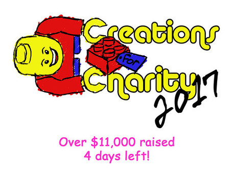 4 days left in this year's fundraiser!