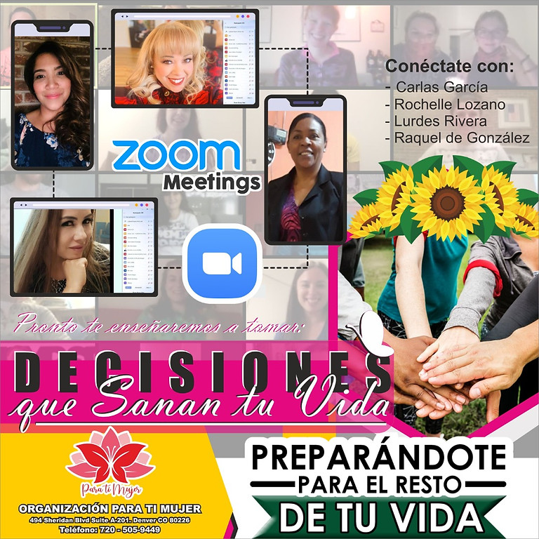 8 Decisiones que Sanan tu Vida!!