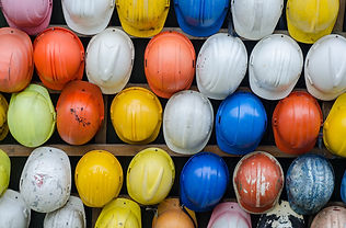 collection-of-construction-safety-helmet