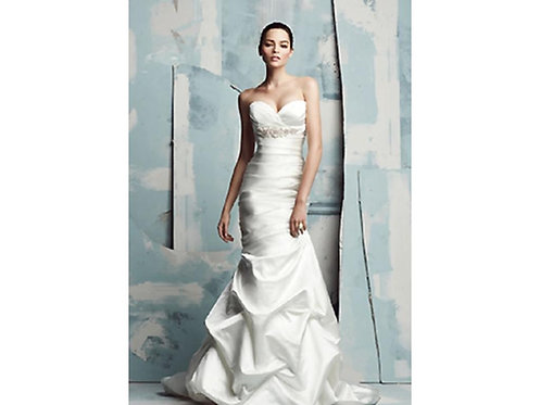 Paloma Blanca wedding dress '4111' UK 14